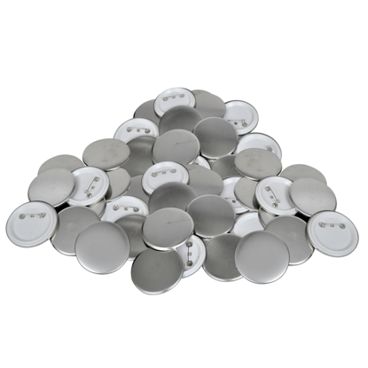 "Picture of 1"" Pinback Button Parts 500 Sets"