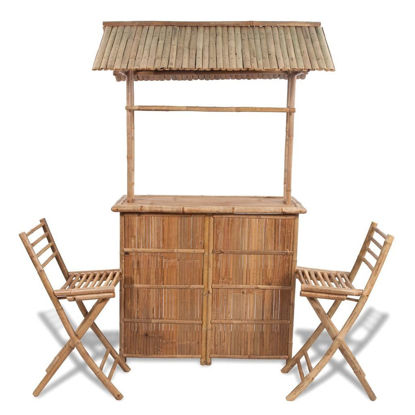 Picture of Outdoor Bar Counter Set