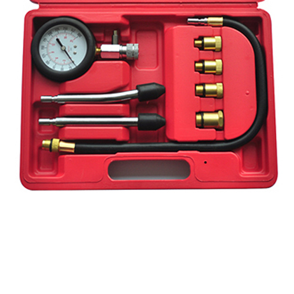 Picture of 9-Piece Compression Test Kit Gasoline Engine