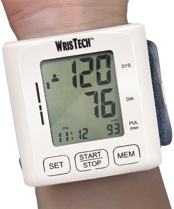 Picture of Automatic Wrist Blood Pressure Monitor