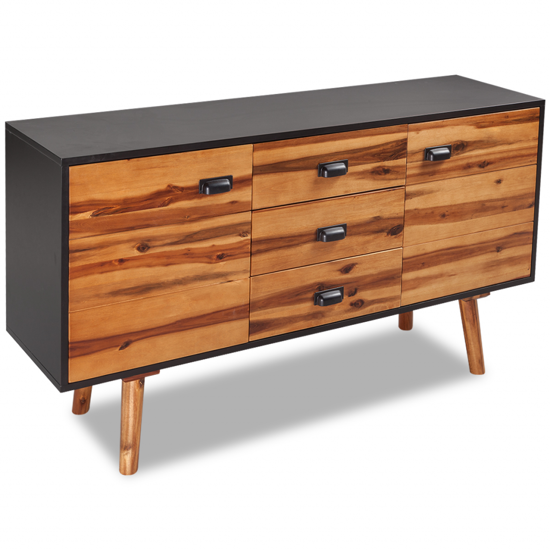 Picture of Bedroom Sideboard - Solid Acacia Wood 45""