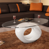 Picture of Coffee Table Round - White