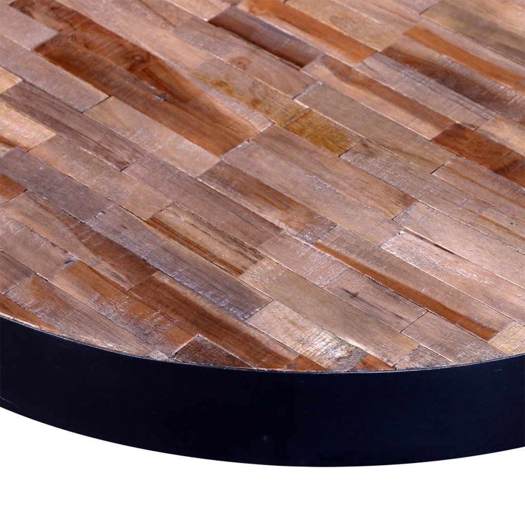 Picture of Coffee Table Round Reclaimed Teak