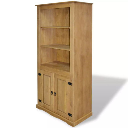 Picture of Cupboard Mexican Pine Corona Range 31.5x15.7x66.9