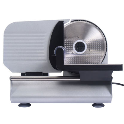 """Picture of Electric Meat Slicer Blade Food Cutter 7.5"""""""