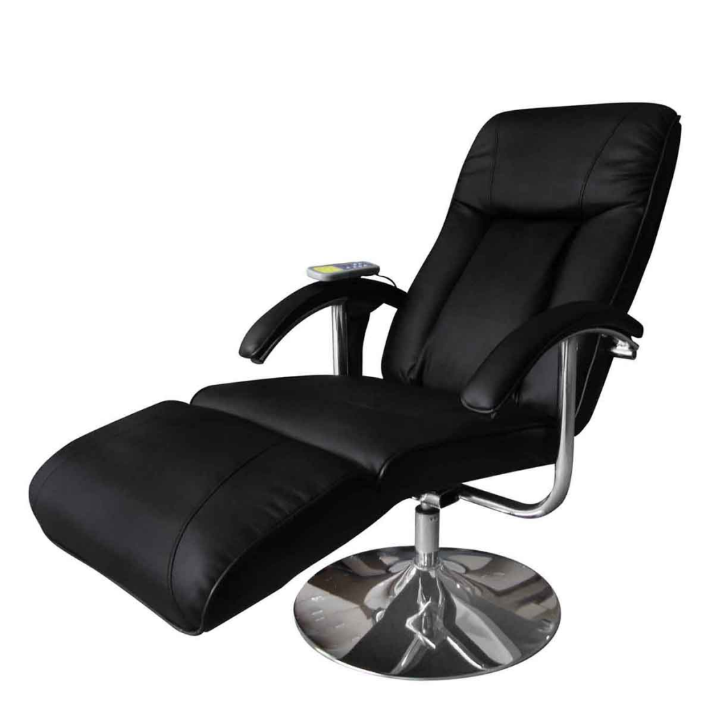 Picture of Electric Recliner Massage Chair - Black