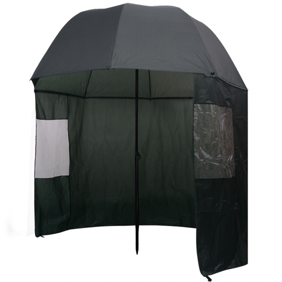 """Picture of Fishing Umbrella 118"""" - Green"""