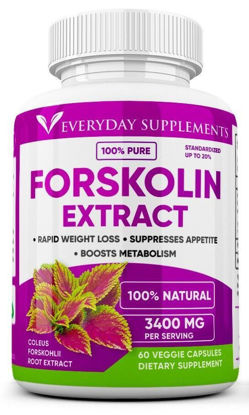 Picture of Forskolin Maximum Strength 3400 mg Diet Weight Loss