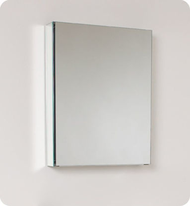 "Picture of Fresca 20"" Wide Bathroom Medicine Cabinet with Mirrors"