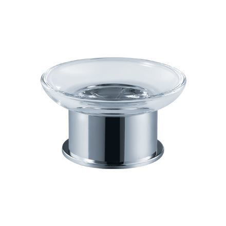 Picture of Fresca Glorioso Soap Dish (Free Standing) - Chrome
