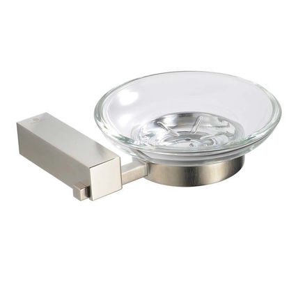 Picture of Fresca Ottimo Soap Dish - Brushed Nickel