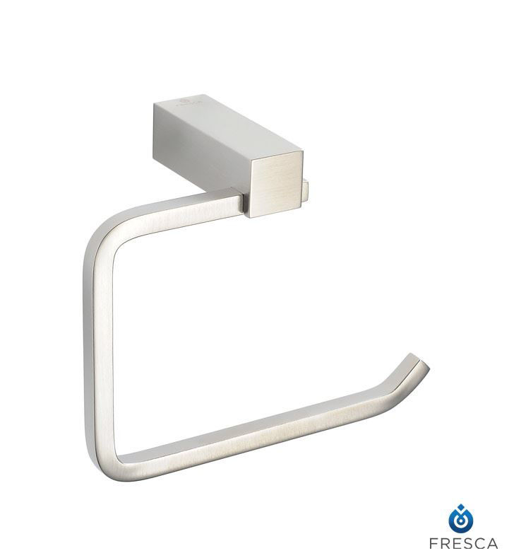 Picture of Fresca Ottimo Toilet Paper Holder - Brushed Nickel