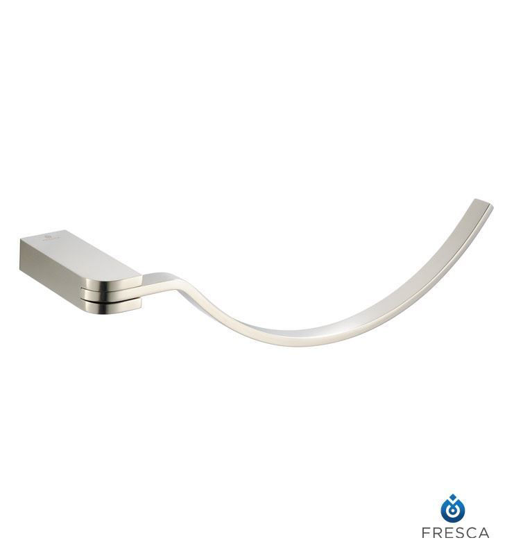 Picture of Fresca Solido Towel Ring - Brushed Nickel