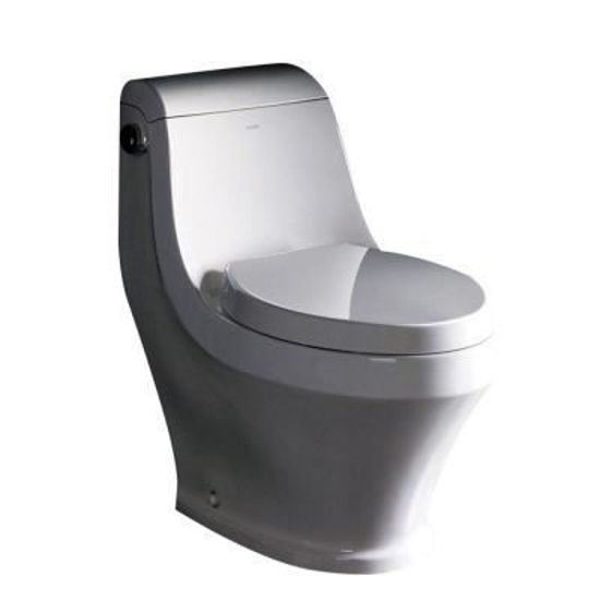 Picture of Fresca Volna One-Piece Contemporary Toilet