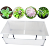 Picture of Garden Greenhouse Polycarbonate Cold Frame - 2 Lids