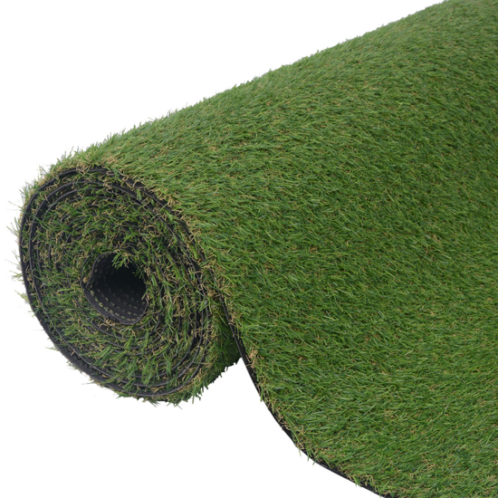 "Picture of Garden Lawn Artificial Grass 3.3'x33'/0.8""-1"" Green"