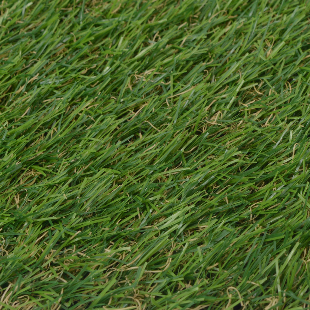 "Picture of Garden Lawn Artificial Grass 3.3'x49.2'/0.8""-1"" Green"