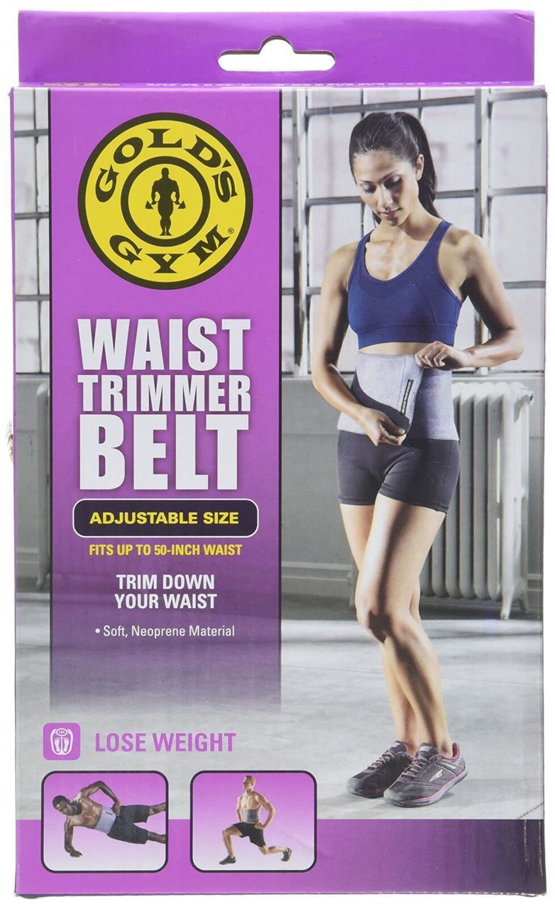 """Picture of Gold's Gym Waist Trimmer Belt 8"""""""