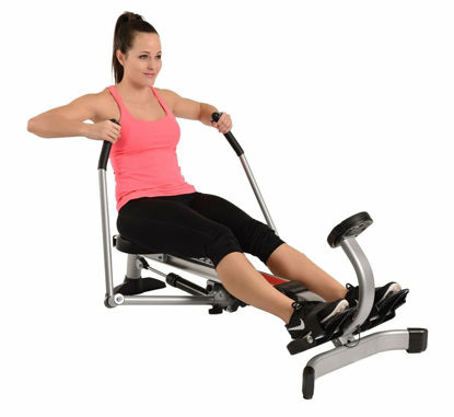 Picture of Home Gym Glider Rower