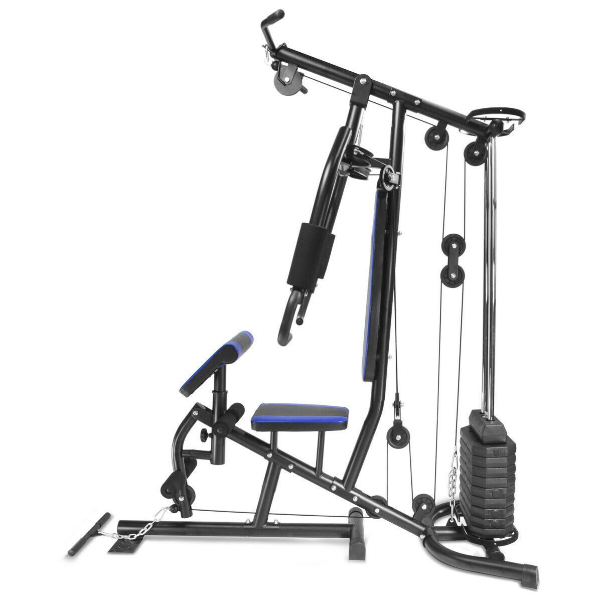 Picture of Home Gym Strength Training Workout Equipment