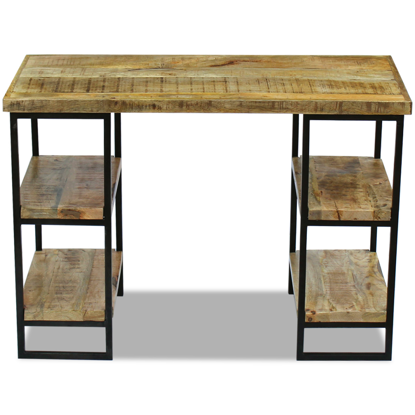 Picture of Home Office Desk - Mango Wood