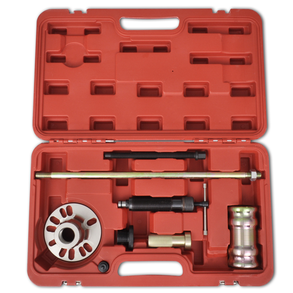 Picture of Hydraulic Wheel Hub Puller with Hammer Set - 10 Ton