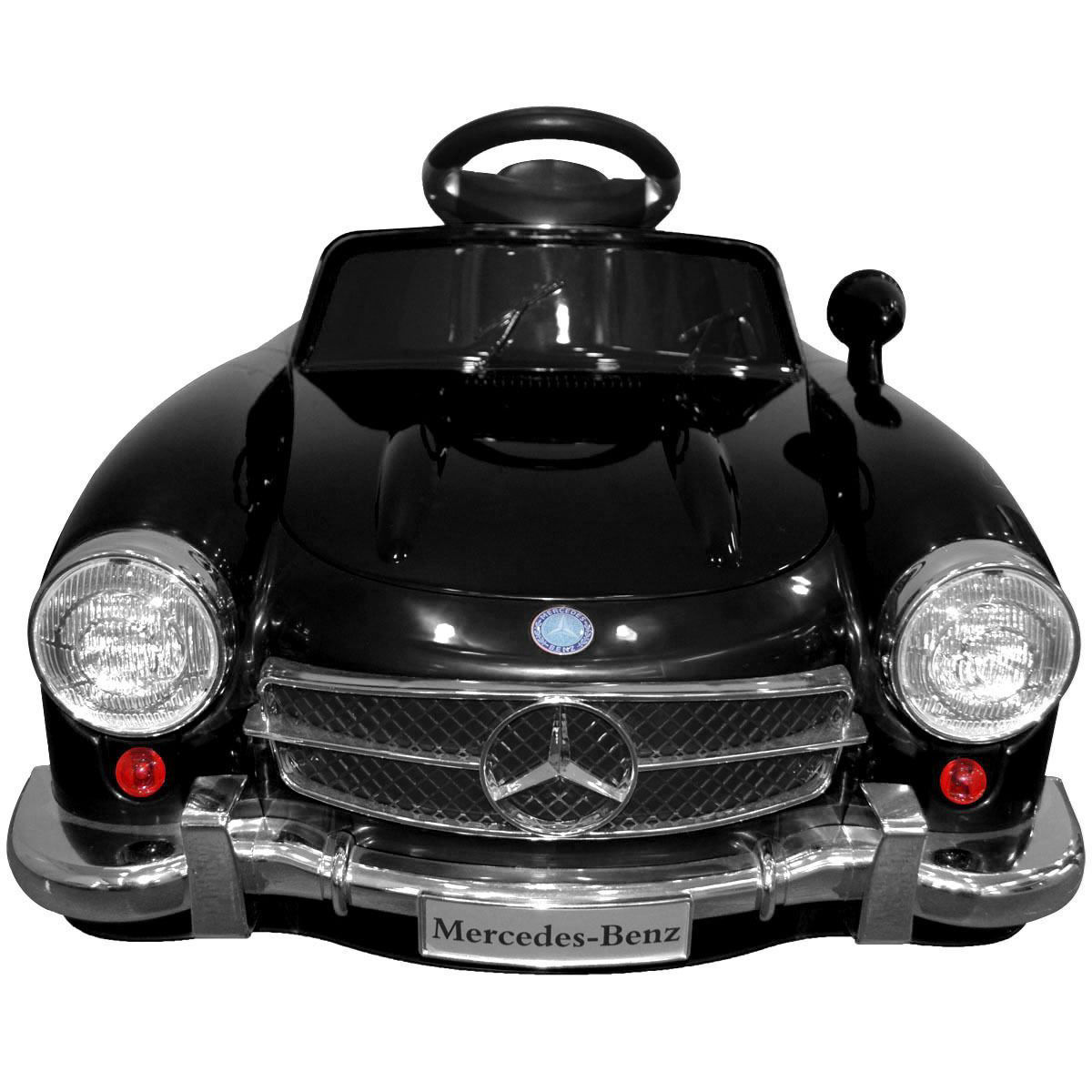 Picture of Kids Baby Ride On Electric Mercedes Benz 300SL AMG RC Black
