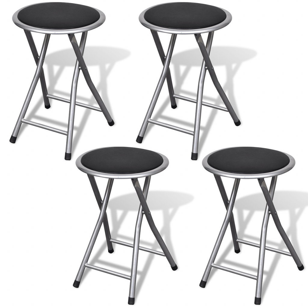 Picture of Kitchen Foldable Stools - 4 pcs