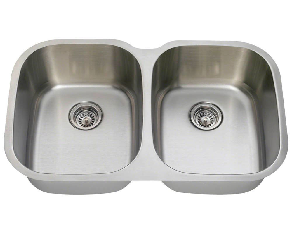 Picture of Kitchen Large Undermount Stainless Steel Sink