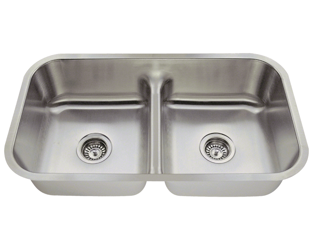 Picture of Kitchen Sink Half Divide Stainless Steel