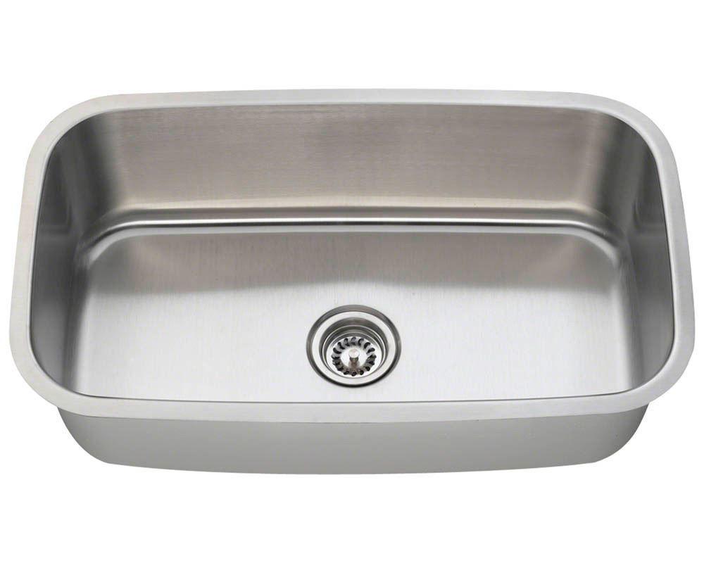 Picture of Kitchen Undermount Sink Stainless Steel
