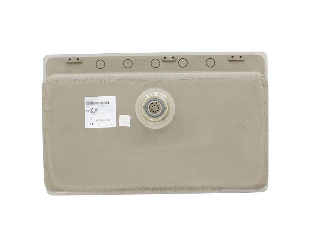 Picture of Large Single Bowl Topmount Sink AstraGranite