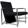 Picture of Living Room Office Armchair - Black