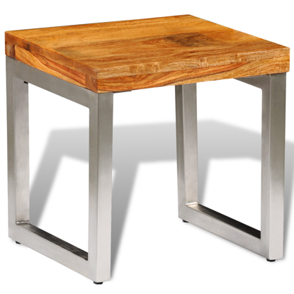 Picture of Living Room Coffee Table - Solid Sheesham Wood