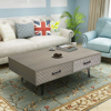 """Picture of Living Room Coffee Table 39.4""""- Gray"""