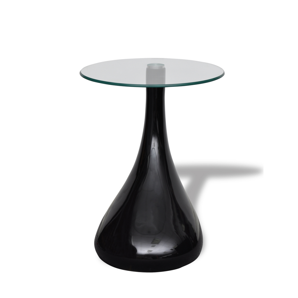 Picture of Living Room Coffee Table - Black 2 pcs