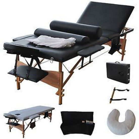 """Picture of Portable Massage Table 84"""""""