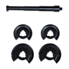 Picture of Mercedes Benz Coil Spring Compressor Telescopic Repair Tool Kit Clamps - 5 pcs