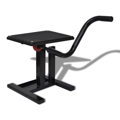 Picture of Motorcycle Motocross Professional Motorbike Lift Stand - Black