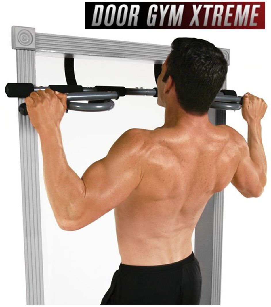 Picture of Home Gym Doorway Chin Pull Up Bar