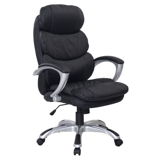 Picture of Office Chair Executive Ergonomic - Black