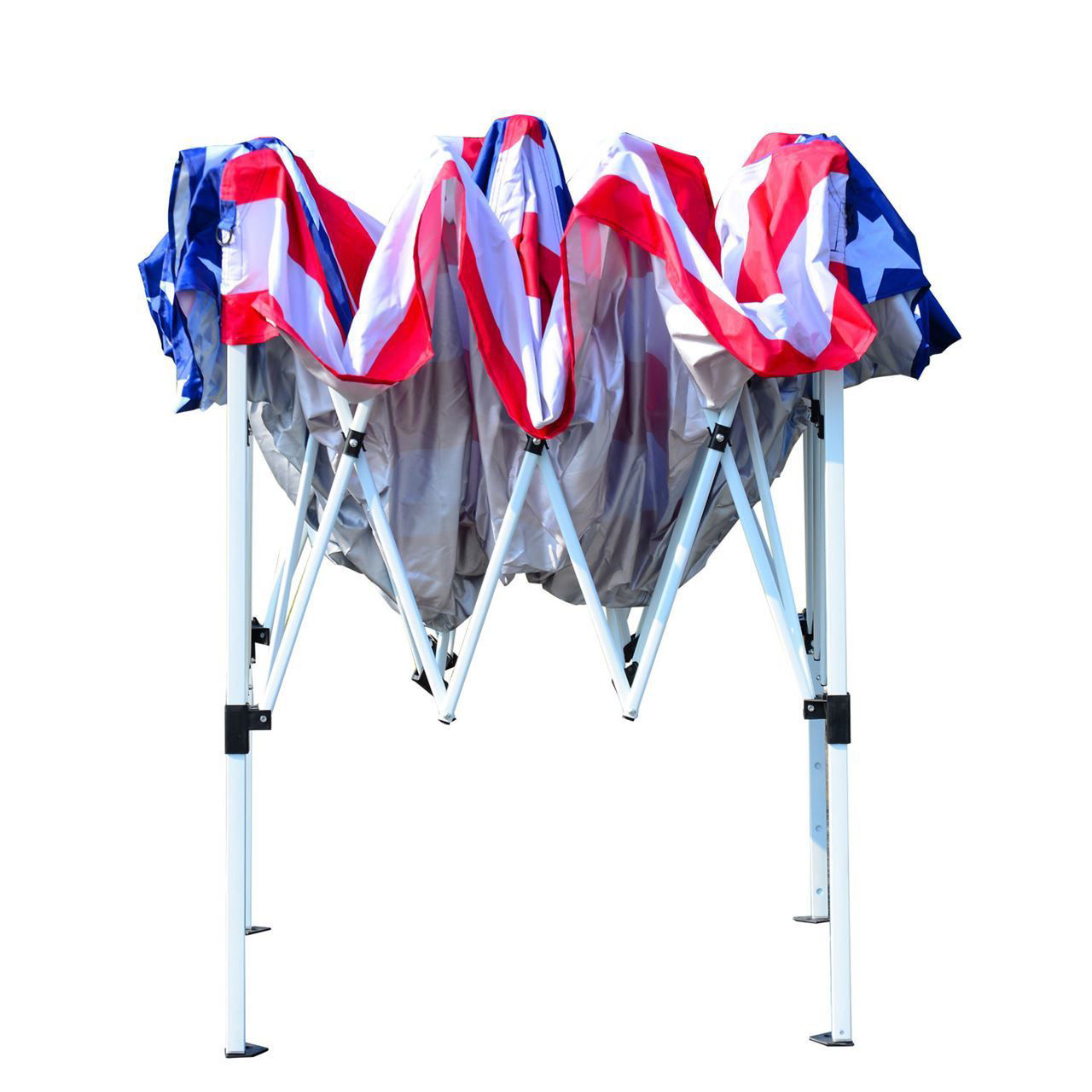 Picture of Outdoor 10' x 10' Pop-Up Canopy Tent