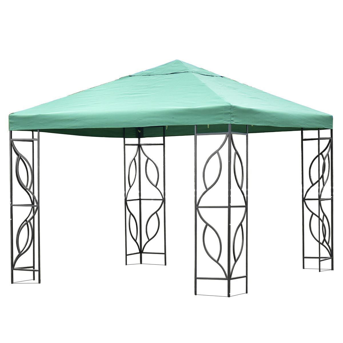 Picture of Outdoor 10' x 10' Tent Gazebo - Green