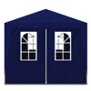 Picture of Outdoor 10' x 30' Canopy Gazebo Party Tent with 8 Walls - Blue