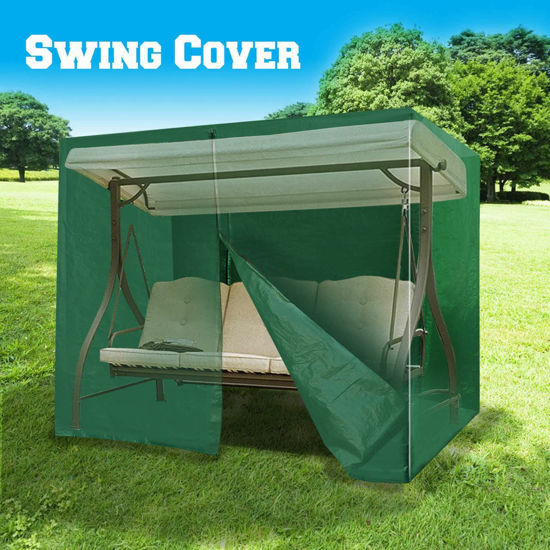 Picture of Outdoor 3-Seater Swing Protector Cover