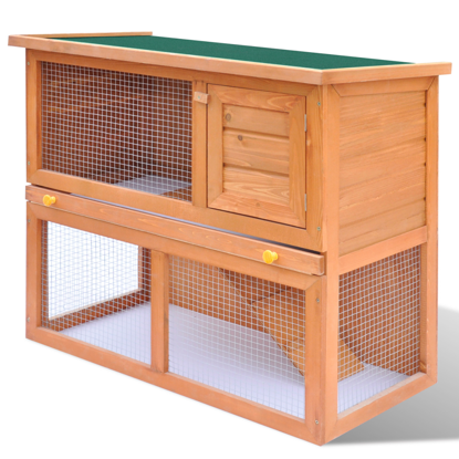 "Picture of Outdoor 36"" Chicken Coop"