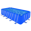"""Picture of Outdoor Above Ground Swimming Pool Steel Rectangular 17' 9"""" x 8' 10"""" x 4'"""
