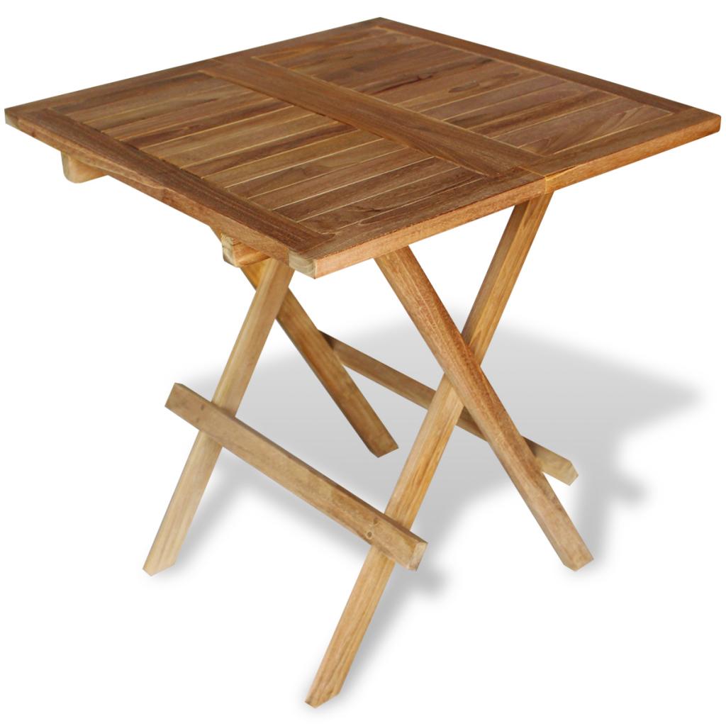 Picture of Outdoor Bistro Table - Teak
