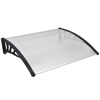 "Picture of Outdoor Door Canopy Window Awning Cover 47"" x 39"""