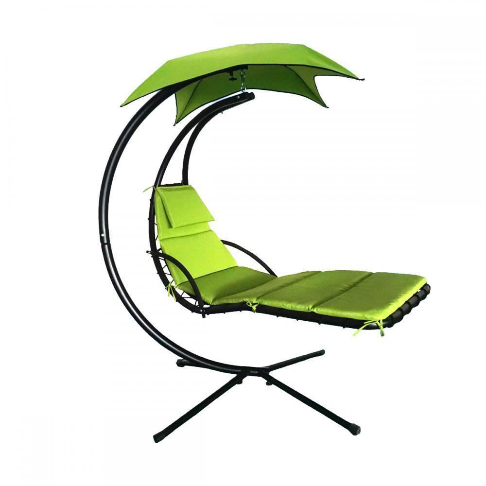 Picture of Outdoor Hanging Swing Chaise Hammock